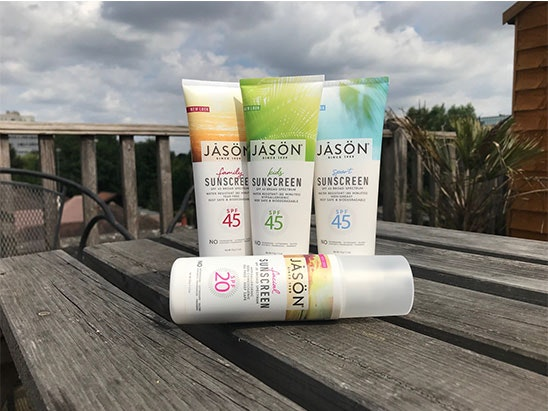 Jasons sunscreens sweepstakes
