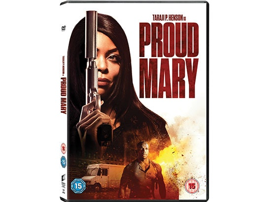 Proud Mary DVD sweepstakes