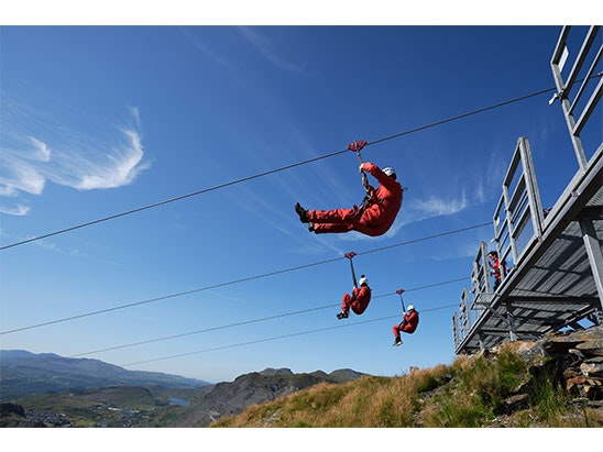 WIN TICKETS FOR TITAN AT ZIP WORLD sweepstakes