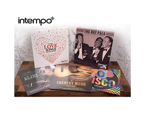 Intempo sweepstakes