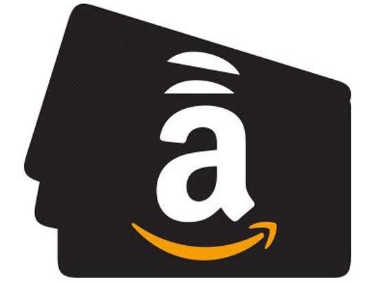Amazon vouchers sweepstakes