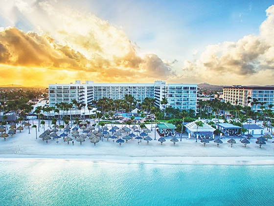 Aruba Marriott Resort and Stellaris Casino Trip sweepstakes