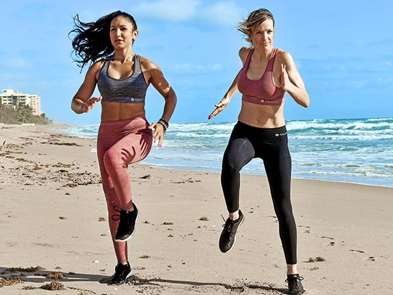 CALILOKO Compression Tights sweepstakes