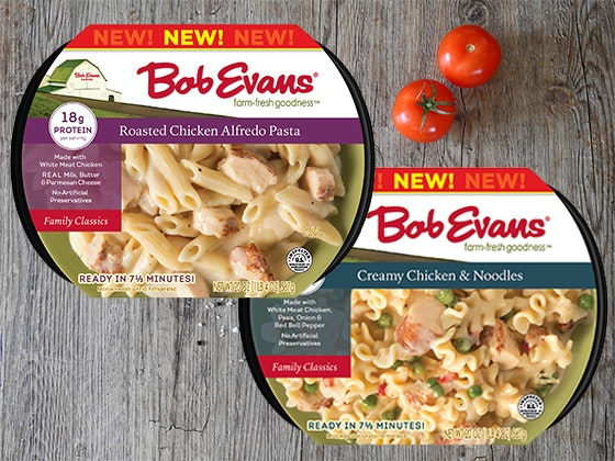 Year's Supply of Bob Evans Farm Sides and Family Classics sweepstakes