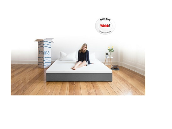 Emma Mattress Original sweepstakes