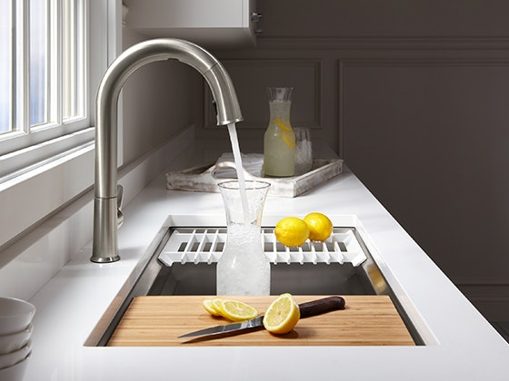 KOHLER Kitchen Sink and Foaming Soap Dispenser sweepstakes