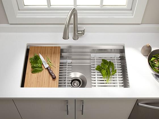 KOHLER Kitchen Sink and Foaming Soap Dispenser sweepstakes