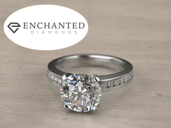 Enchanted Diamonds $500 Gift Card sweepstakes
