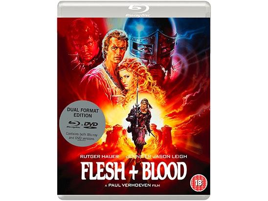 FLESH + BLOOD sweepstakes
