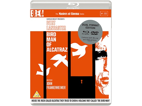 BIRDMAN OF ALCATRAZ sweepstakes