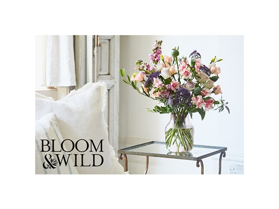 bloom and wild credit  sweepstakes