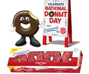 Entenmanns donut giveaway