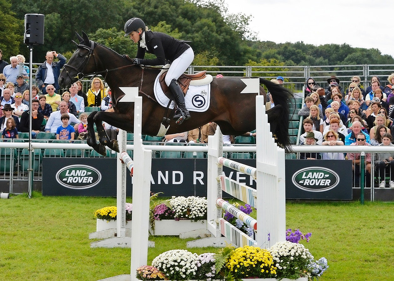 Land Rover Burghley Horse Trials sweepstakes