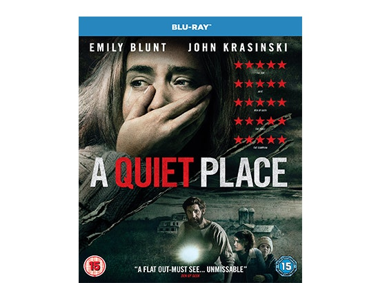 QUIET PLACE  sweepstakes