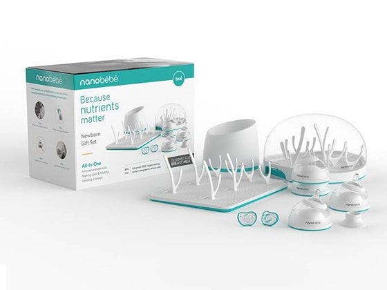 Nanobebe newborn giftset giveaway