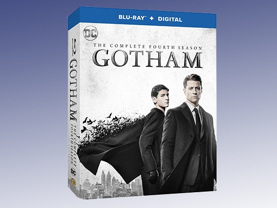 Gotham: The Complete Fourth Season on Blu-ray sweepstakes