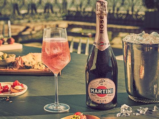 MARTINI Picknick-Set gewinnen! Gewinnspiel