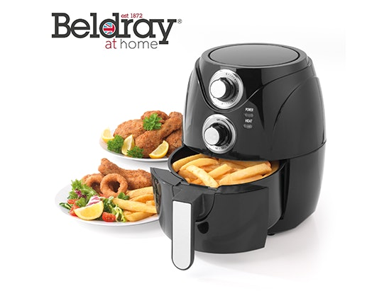 Compact Healthy Air Fryer sweepstakes