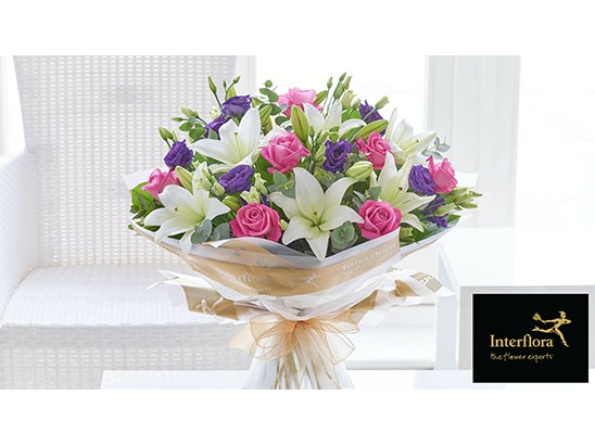 Interflora worth £100 sweepstakes