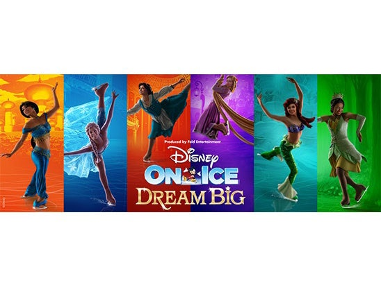 Win tickets to Disney On Ice presents Dream Big sweepstakes