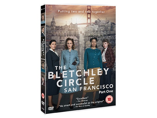 The Bletchley Circle San Francisco and Box Set sweepstakes