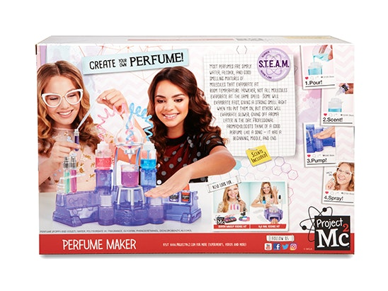 Project Mc2 Perfume Science Kit sweepstakes