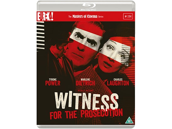 WITNESS FOR THE PROSECUTION sweepstakes