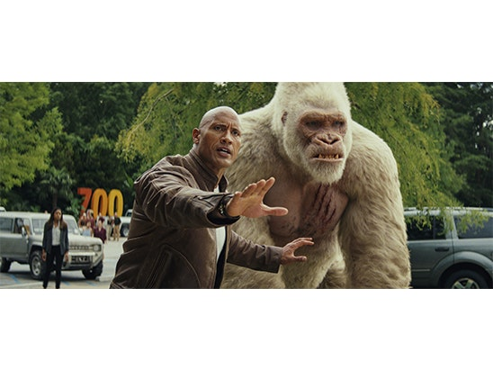 RAMPAGE sweepstakes