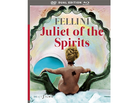 Fellini's stunning 'Juliet of the Spirits sweepstakes