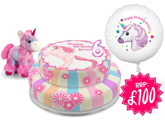 unicorn themed party bundle sweepstakes