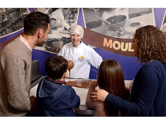 Cadbury World sweepstakes