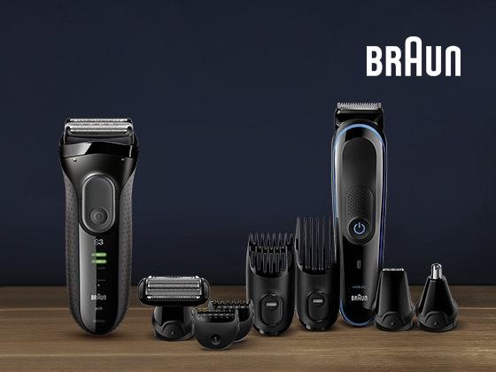Perfekter Bart mit Braun Gewinnspiel