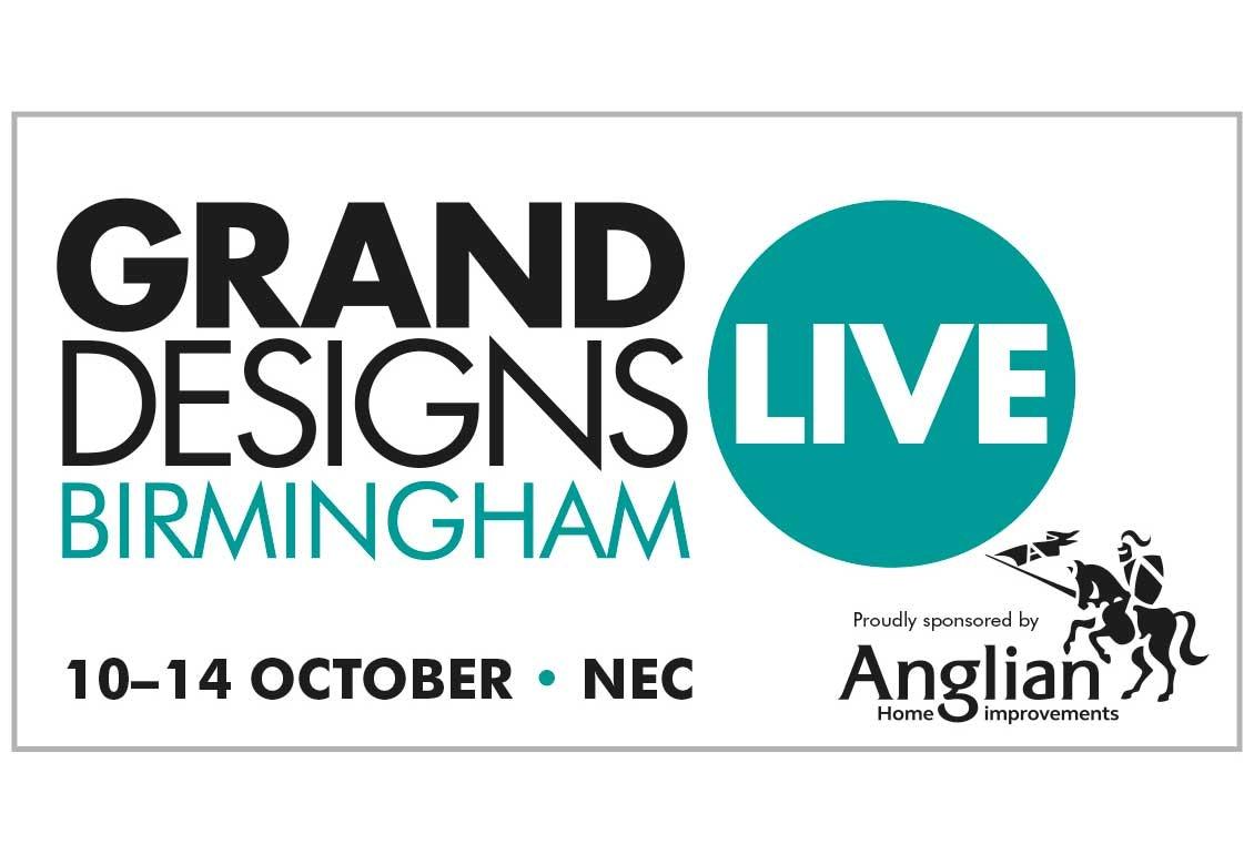 Grand designs nec logo 2018