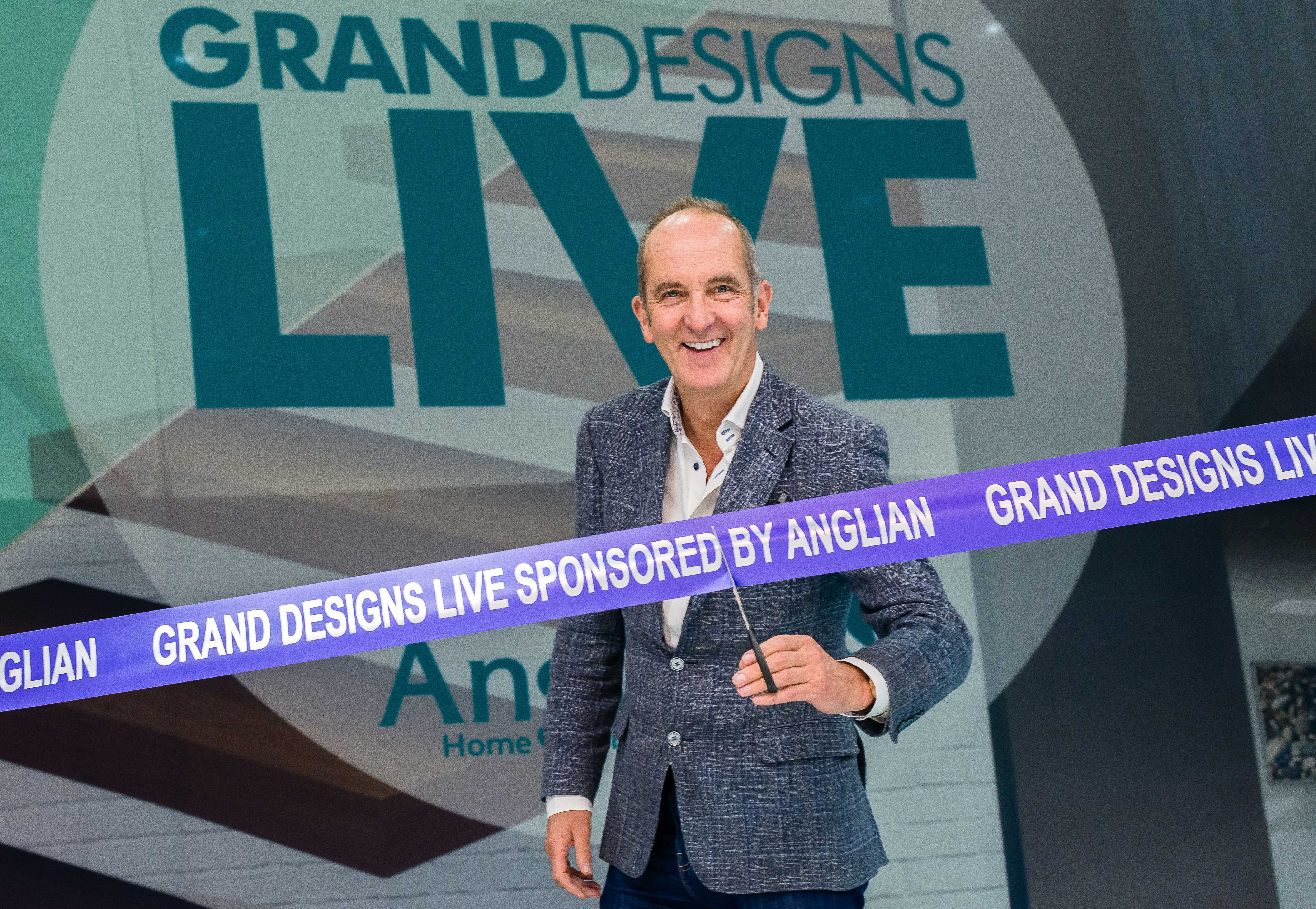 Grand Designs live tickets sweepstakes