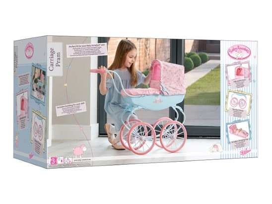 Baby Annabell Carriage Pram sweepstakes