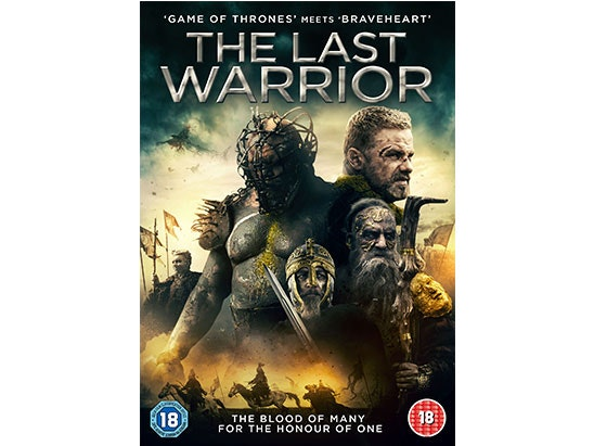 The Last Warrior sweepstakes