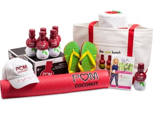 Pom giveaway it