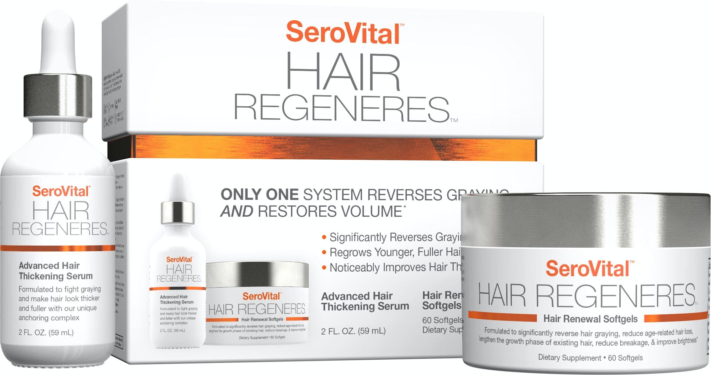 SeroVital Hair Regeneres sweepstakes