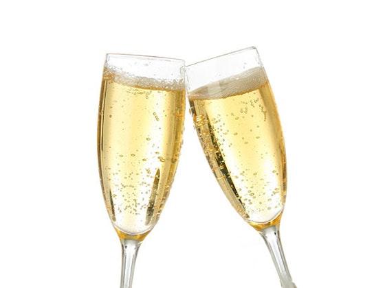 win a bottle of moet chandon champagne