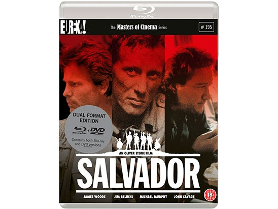 Win a Dual Format copy of SALVADOR sweepstakes