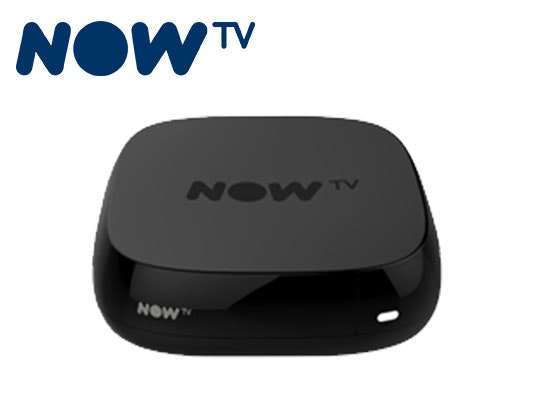 NOW TV Box with 1 Month Cinema Pass and Sky Store Voucher sweepstakes