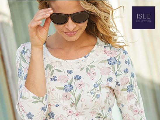Win your summer wardrobe with The Edinburgh Woollen Mill sweepstakes