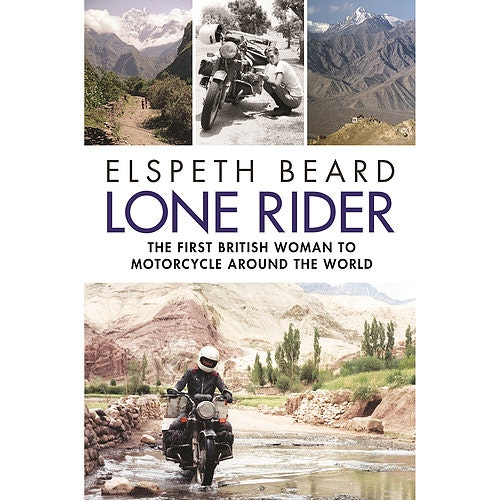 Lone rider - paperback sweepstakes
