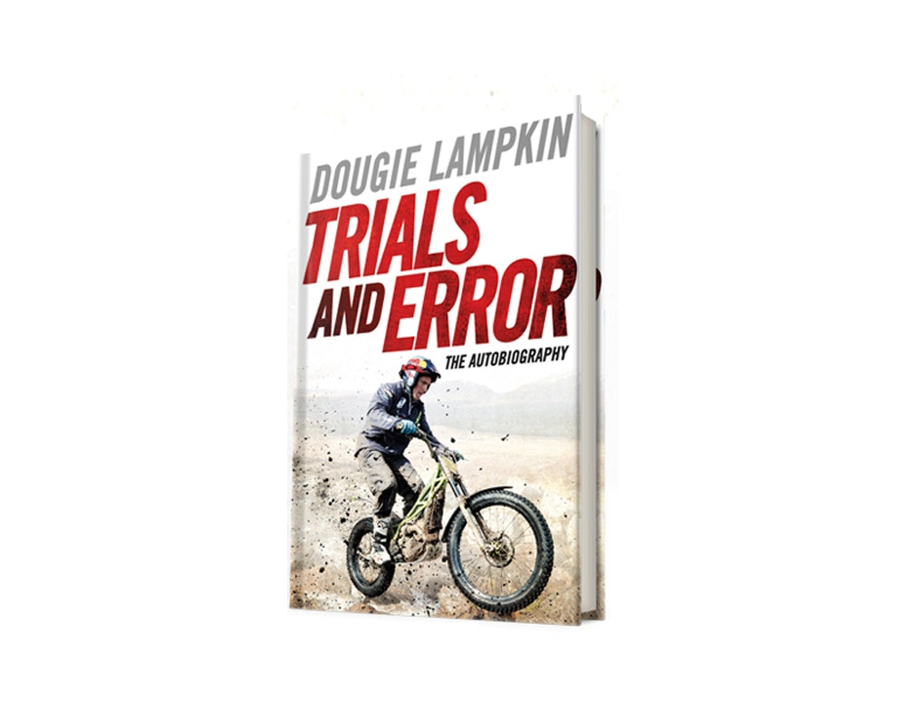 Trails And Error - hardback sweepstakes