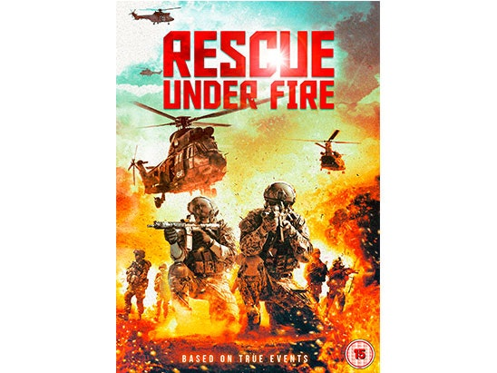 RESCUE UNDER FIRE sweepstakes