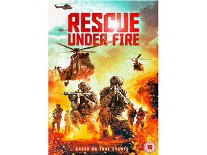 Rescue aunder fire