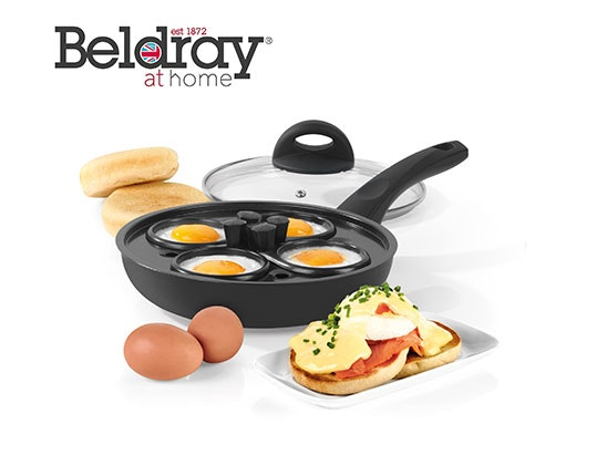 BELDRAY 4 CUP EGG POACHER sweepstakes