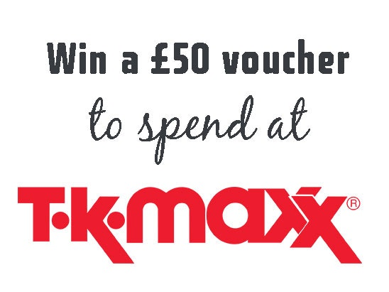 TK Maxx sweepstakes