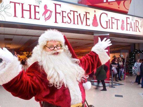 Festive Gift Fair sweepstakes