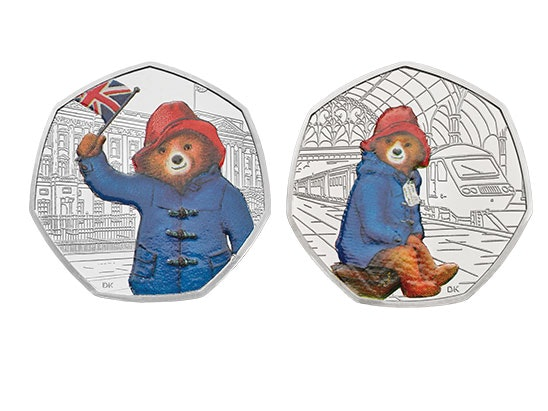 Paddington coins